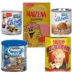 Milk Products- Productos de Leche