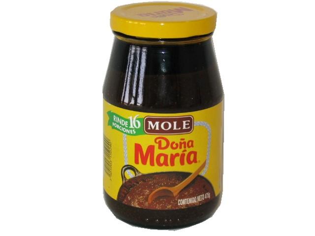 Doña Maria Mole Sauce 475gr / Mole