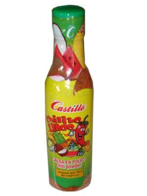 chilito lindo salsa powder   buy castillo
