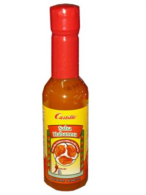 ... Extra Hot Sauce 150ml (5 Fl oz) / Salsa Habanera Roja Extra Picante