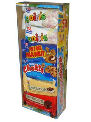 Gamesa Cookie Variety Pack