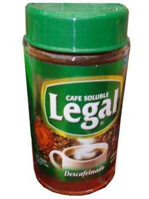 Cafe Legal Instant Coffee