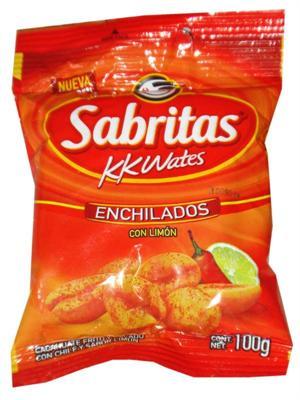 Cacahuates Enchilados Cacahuates Con Chile Sabritas