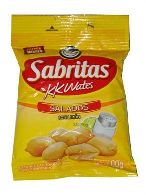Cacahuates Salados Sabritas Peanuts