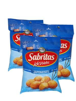 Japanese Nuts Sabritas Nuts