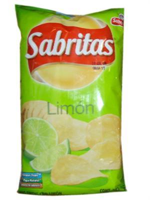 Buy Sabritas With Lime Sabritas Con Limon