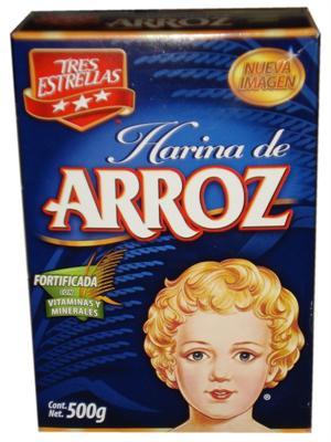 Rice Flour Harina De Arroz Buy Tres Estrellas