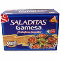 Gamesa Salted Crackers
