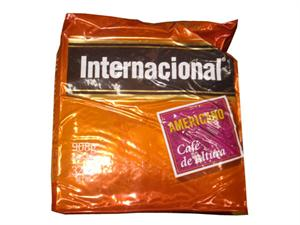 Internacional Cafe Americano 908g 32 oz / American Style Coffee