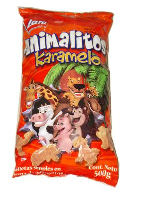 Galletas de Animalitos- Animal Cookies