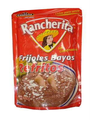 Refried Bayo Beans | Rancherita