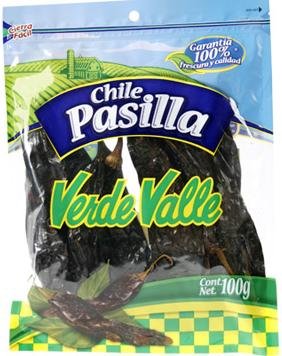Chile Pasilla - Dried Pasilla Pepper