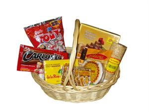 Mexican Candy Gift Basket