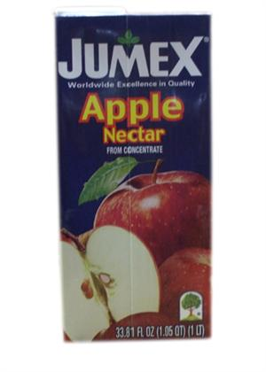 Jumex Fruit Nectars Juices Apple Peach Mango Mexican products Nectares Jugos Del Valle