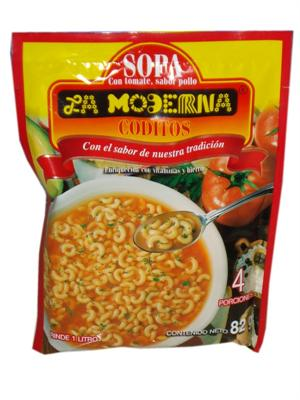 Sopa de Coditos - Elbow Pasta