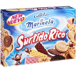 Marinela Cookies - Galletas Mexicanas