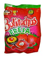 Bolitochas Strawberry Candy