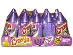 Crayon Soft Candy Grape Flavor