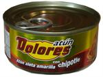 Tuna with Chipotle- Atun con Chipotle- by Dolores