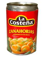 Pickled Carrots by La Costena