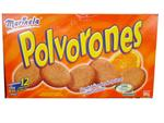 Galletas Polvorones Marineal- Orange Cookies