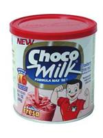 Choco Milk Strawberry Mix