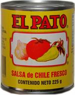 Salsa de Chile Fresco- El Pato Fresh Chile Sauce