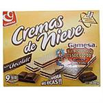 Galletas Cremax Chocolate