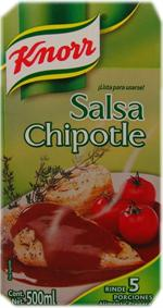 Knorr Chipotle Sauce