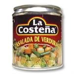 Canned Vegetables - Vegetable Mix