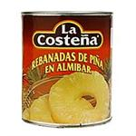 Canned Pineapple - Pina en Almibar